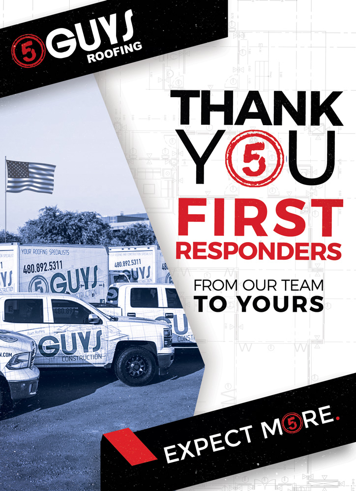 First Responders Flyer