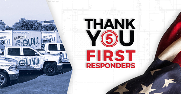 First Responders Facebook Ad